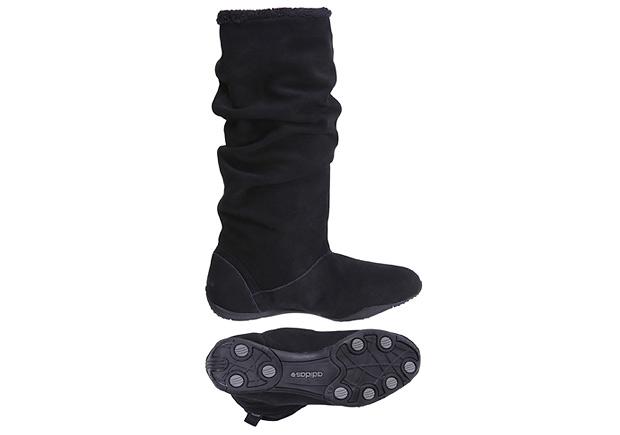 Женские сапоги Adidas Neo Nenana.  Модель осень-зима 2011-2012.