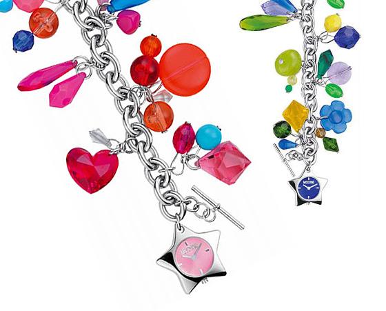 Moschino романтичный подарок девушке