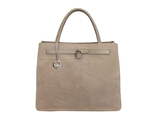 Классическая женская сумка из коллекции Edmins 2012 года.