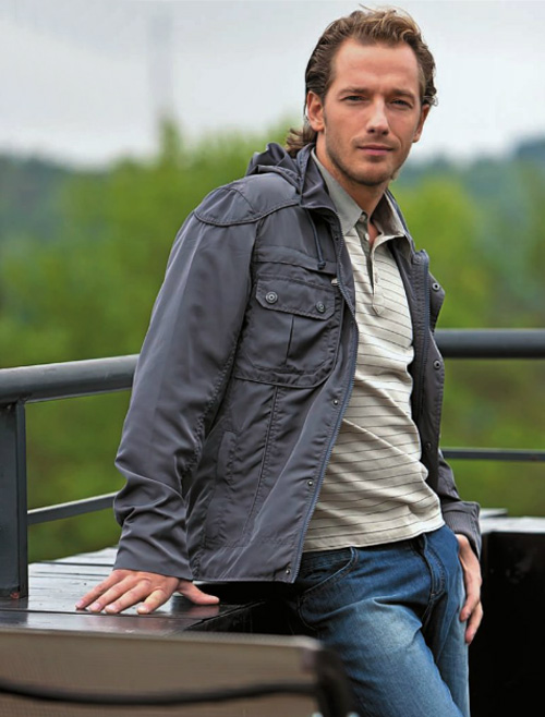 Мужские куртки весна 2012 make style автор