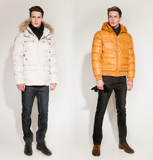 стильные женские зимние куртки