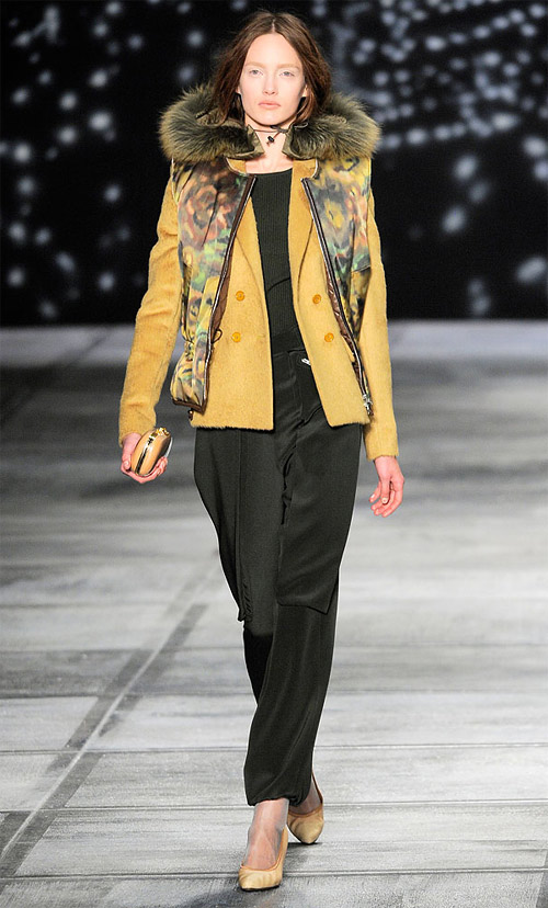 Тенденции моды 2010. Куртки путешественника осенью и зимой 2010-2011