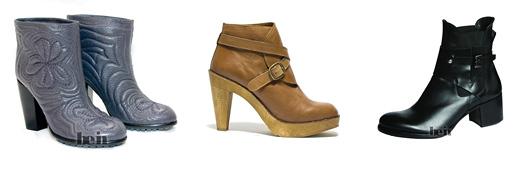 Модная обувь осень-зима 2010-2011