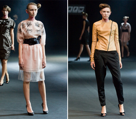 Tegin на Russian Fashion Week
