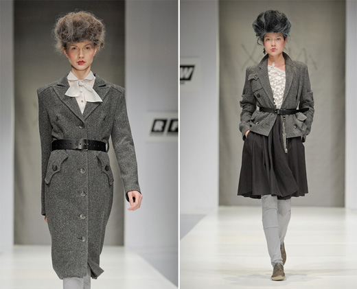 Хакама на Russian Fashion Week