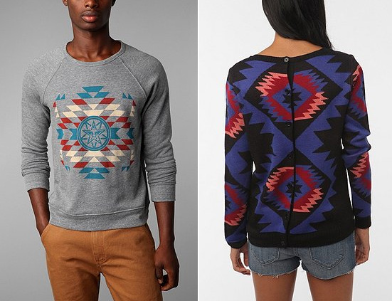 Urban Outfitters Navajo