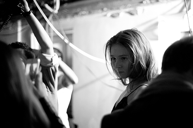 Serguei Teplov SS 2012. Cycles & Seasons by MasterCard. Backstage