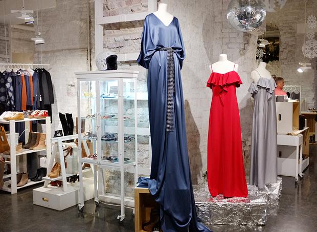 женские нарядные платья с длинным рукавом