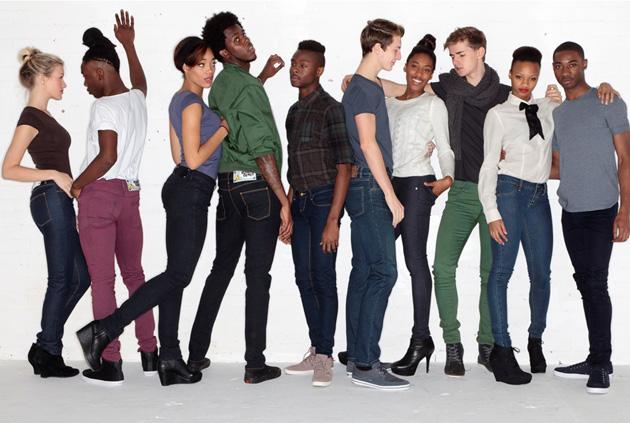 Этичная одежда эко-джинсы