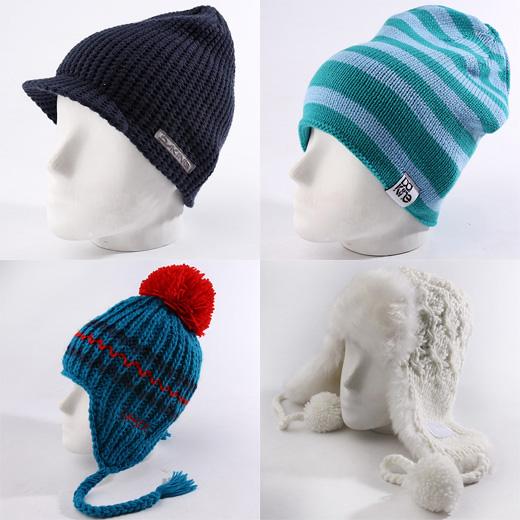 Интернет магазин женских вязаных шапок.