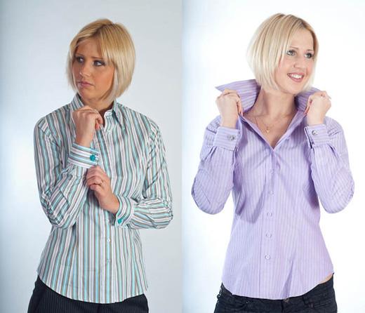 магазин мужских и женских рубашек