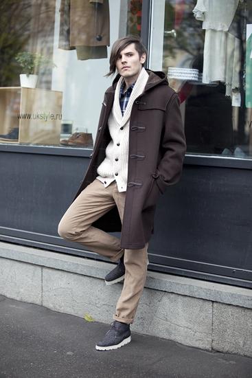 Магазин одежды, работающий исключительно с английским стилем.