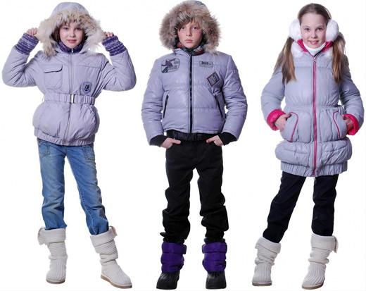 Зимняя одежда орби