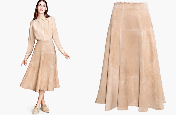 Замшевые юбки в москве