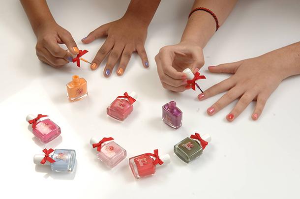 Лак для ногтей для детей