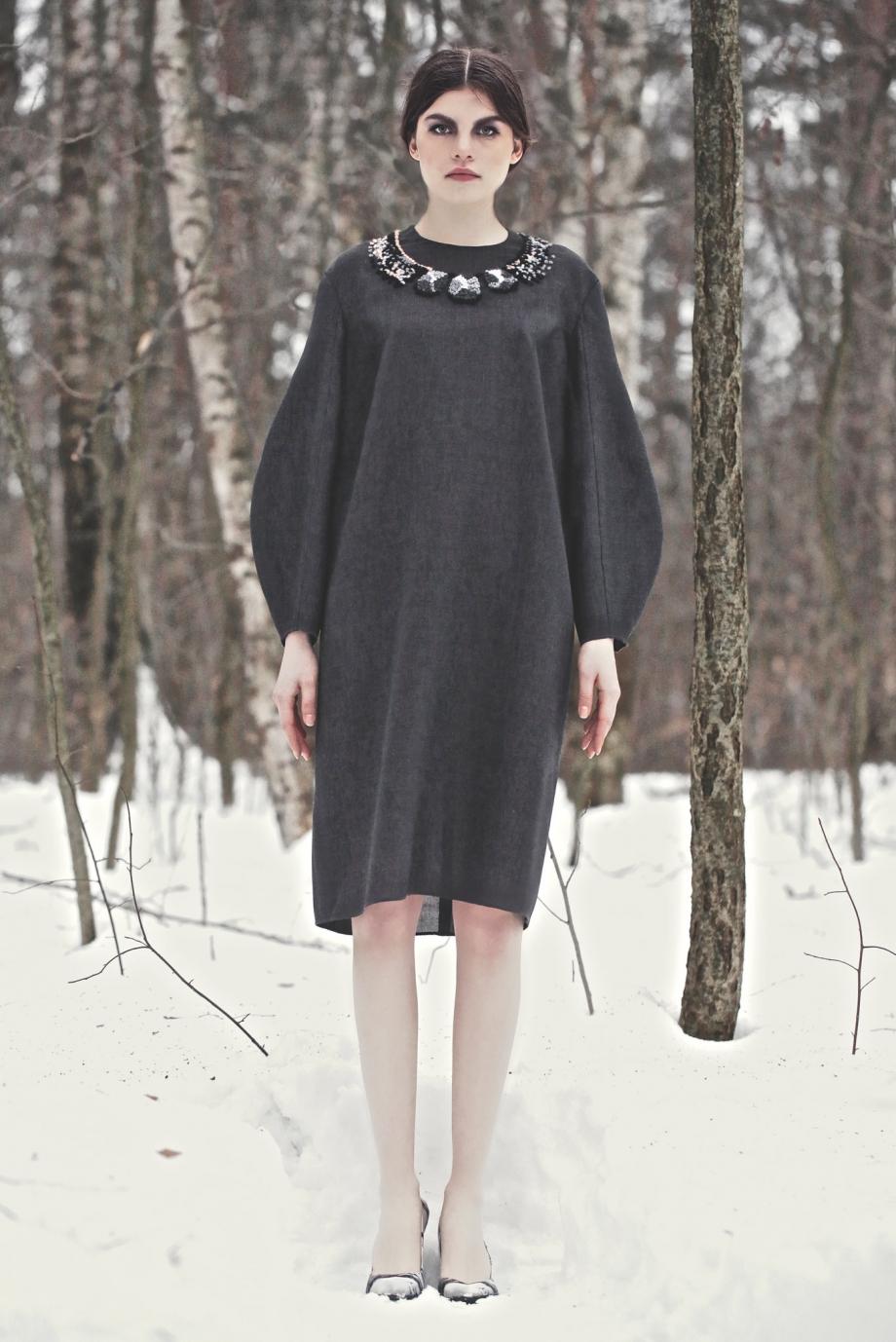 Теплое платье спб