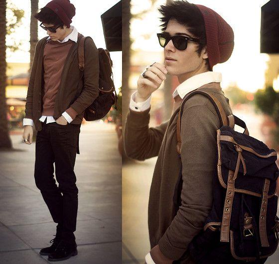 Как модно одеваться подросткам - be-in.ru