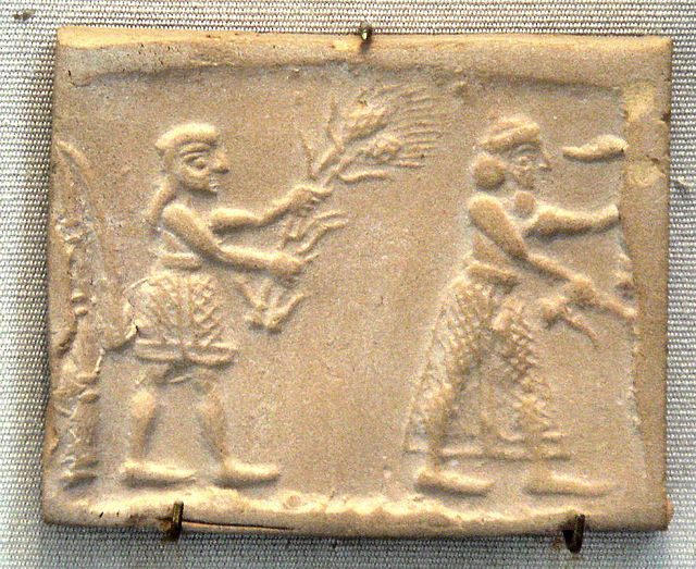 epic of gilgamesh and ideals about kingship in mesopotamia society