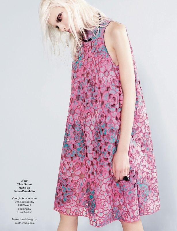 An Other Magazine SS 2014, фото: Ben Toms