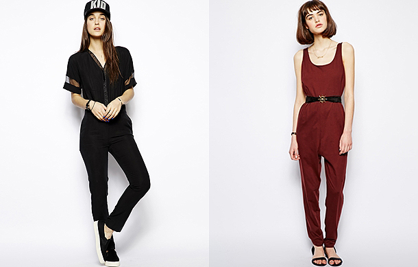 комбинезон ASOS Eleven Paris jumpsuit