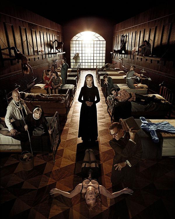 Кадры из фильма американская история ужасов музыка из 3 сезона
