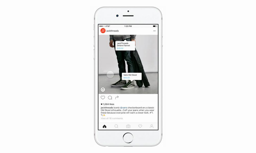 instagram продвижение брендов
