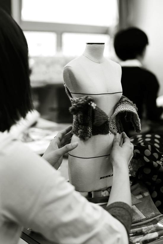 Bunka Fashion CollegeЯпонский Колледж моды Бунка (Токио) в 2019 году