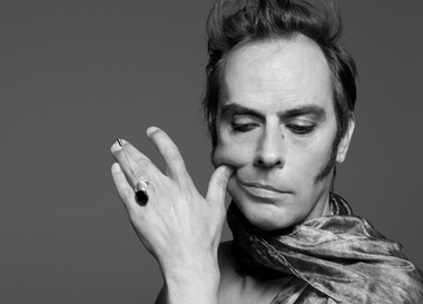 Peter Murphy. 35 Years of Bauhaus