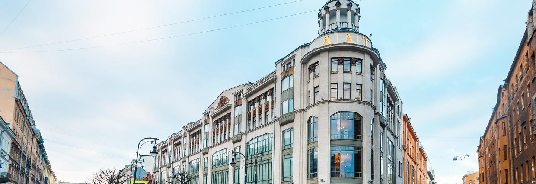 06830ff8ba1f Универмаг «ДЛТ» в Санкт-Петербурге  адрес, магазины одежды, часы ...