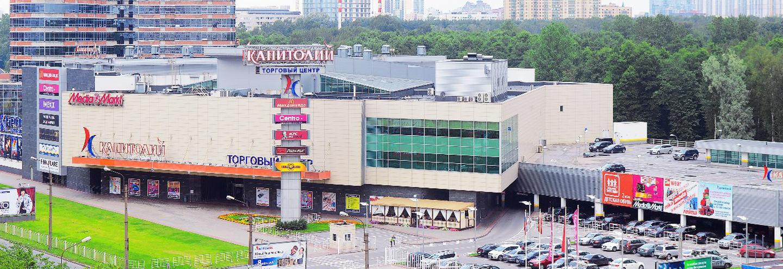 718f67d14cd1 ТЦ «Капитолий Outlet» в Санкт-Петербурге  адрес, магазины одежды ...