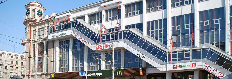 a88aa7bc ТЦ «ЦУМ» в Ростове-на-Дону: адрес, магазины одежды, часы работы, как ...