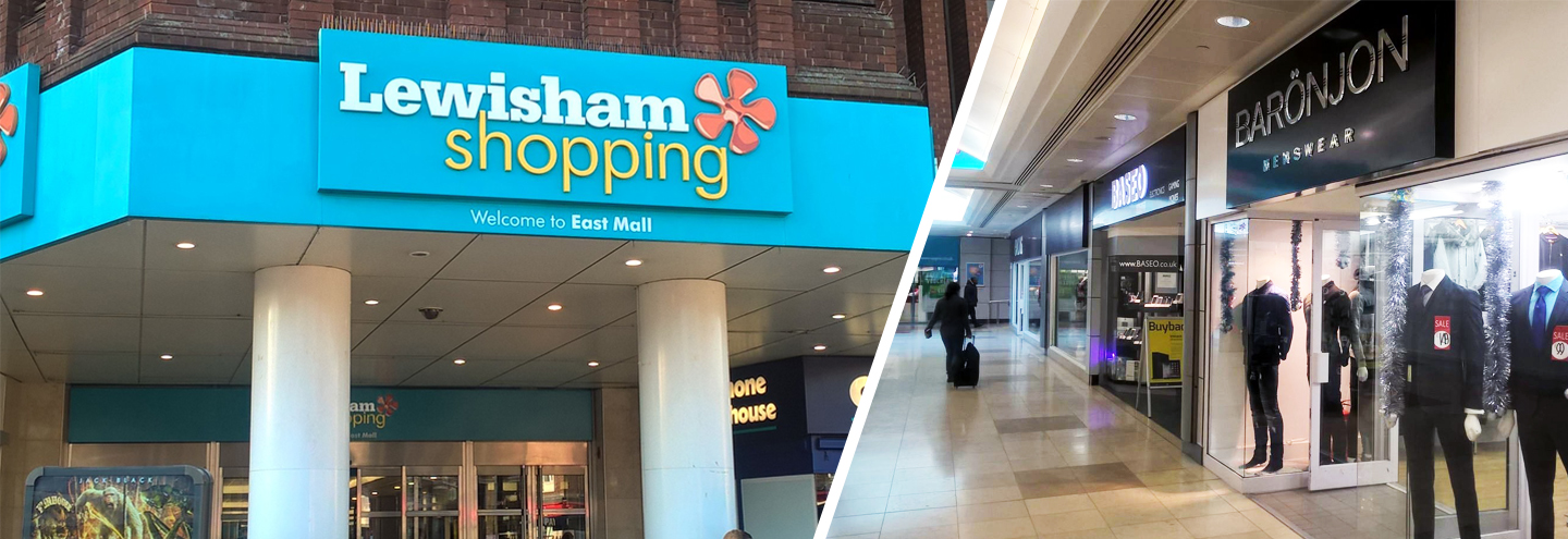 «Lewisham Shopping» – каталог товаров