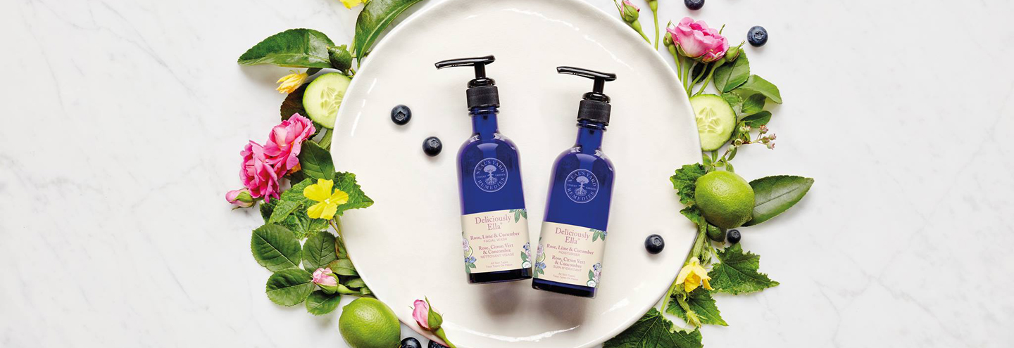 Магазин Neal's Yard Remedies