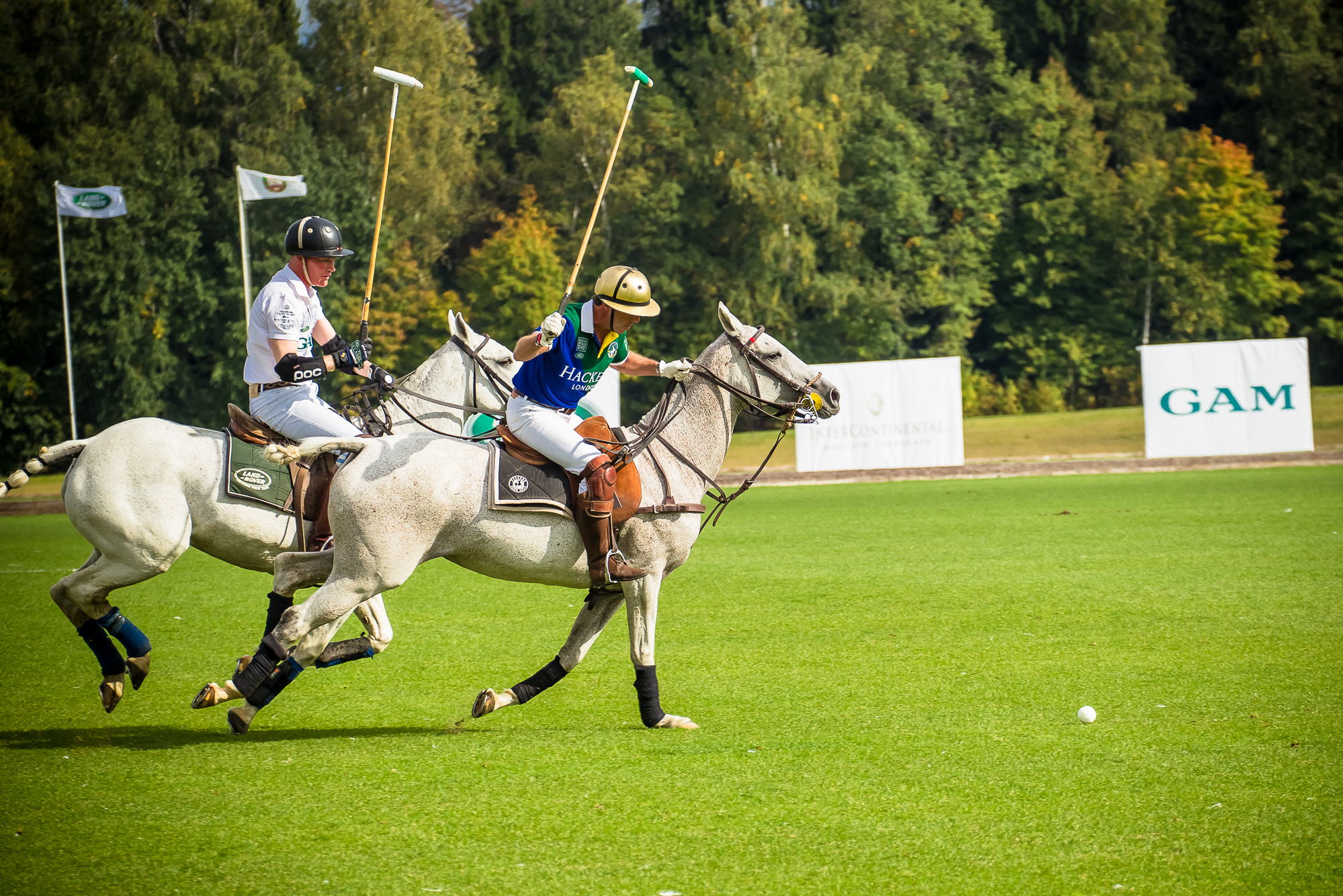British Polo Day снова в России