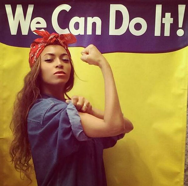 a look at feminism and the idea behind the movement