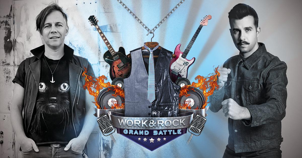 Ballantine's WORK&ROCK Battle