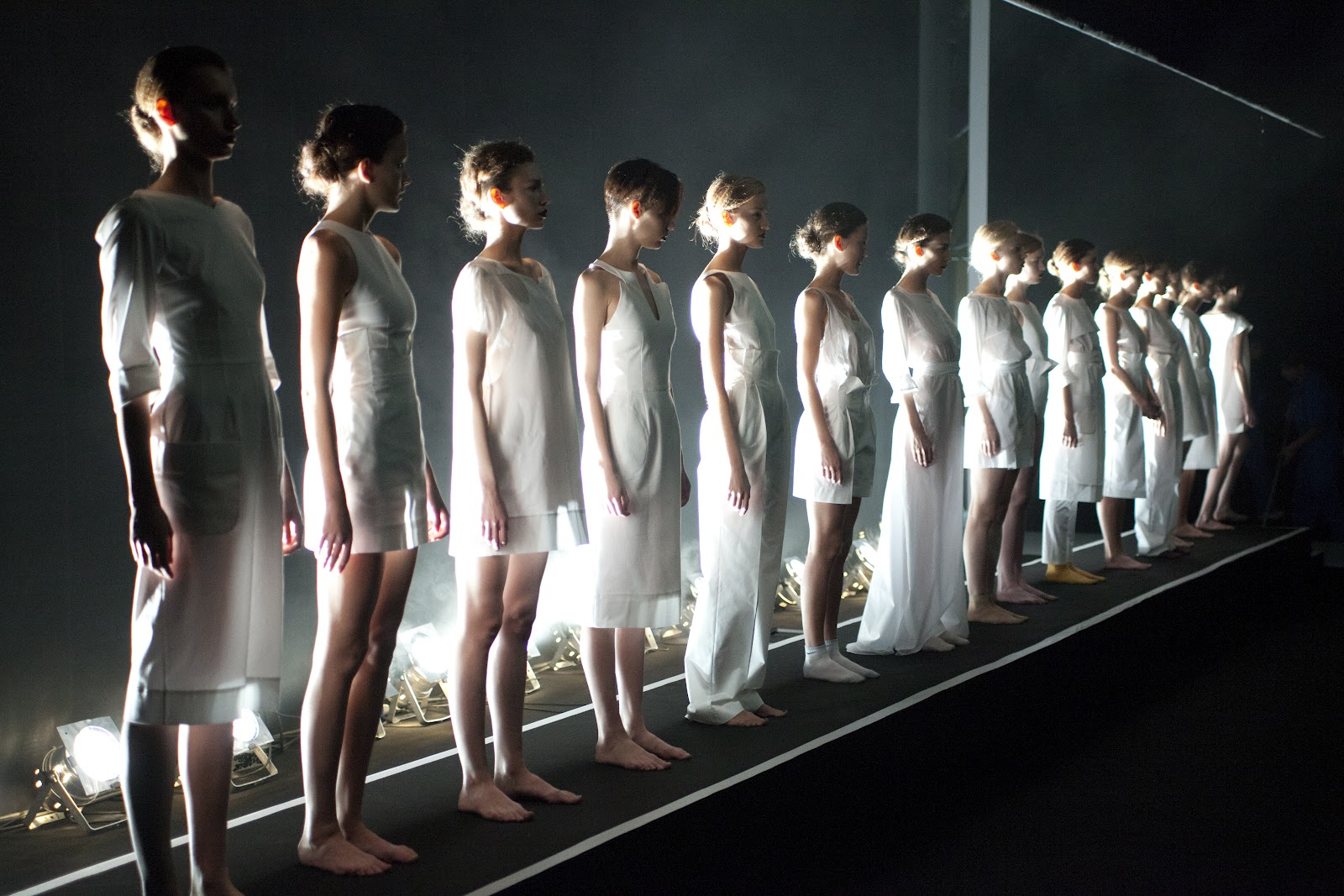 мерседес бенц fashion week russia фото