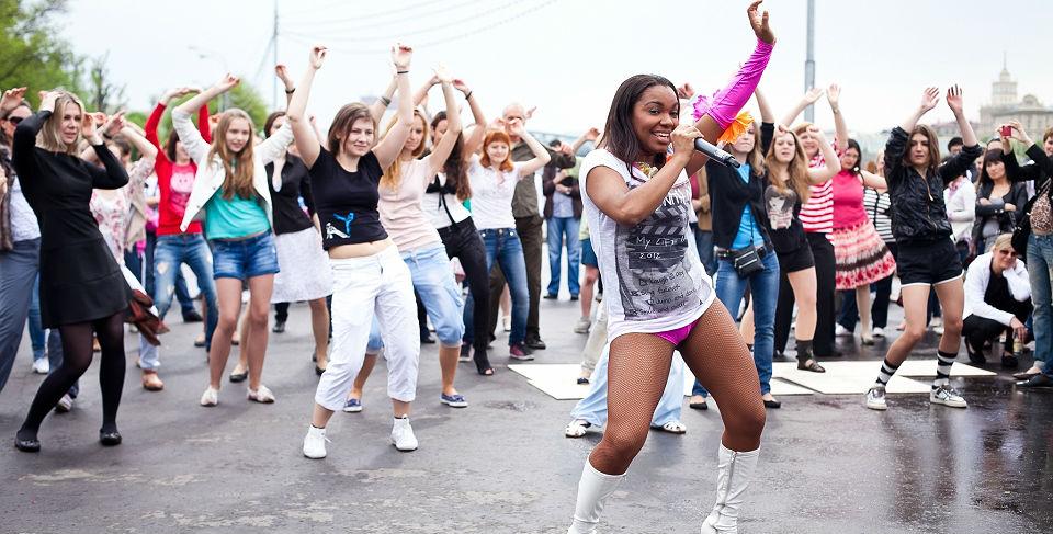 Танцевальный мастер класс в москве