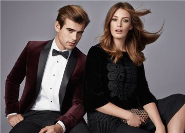 Lookbook: Marks&Spencer. Осень/Зима 2015-2016