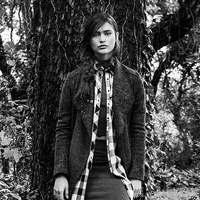 Stradivarius. Осень/Зима 2015-2016 Lookbook: