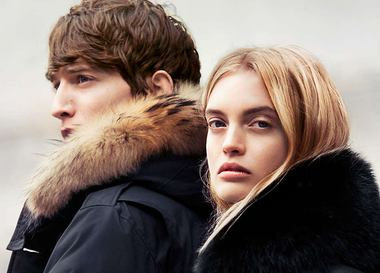 Lookbook: Burberry. Осень/Зима 2015-2016