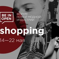 BE IN OPEN SHOPPING