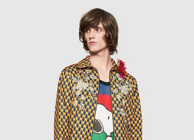 Lookbook: Gucci Men. Осень/Зима 2016-2017