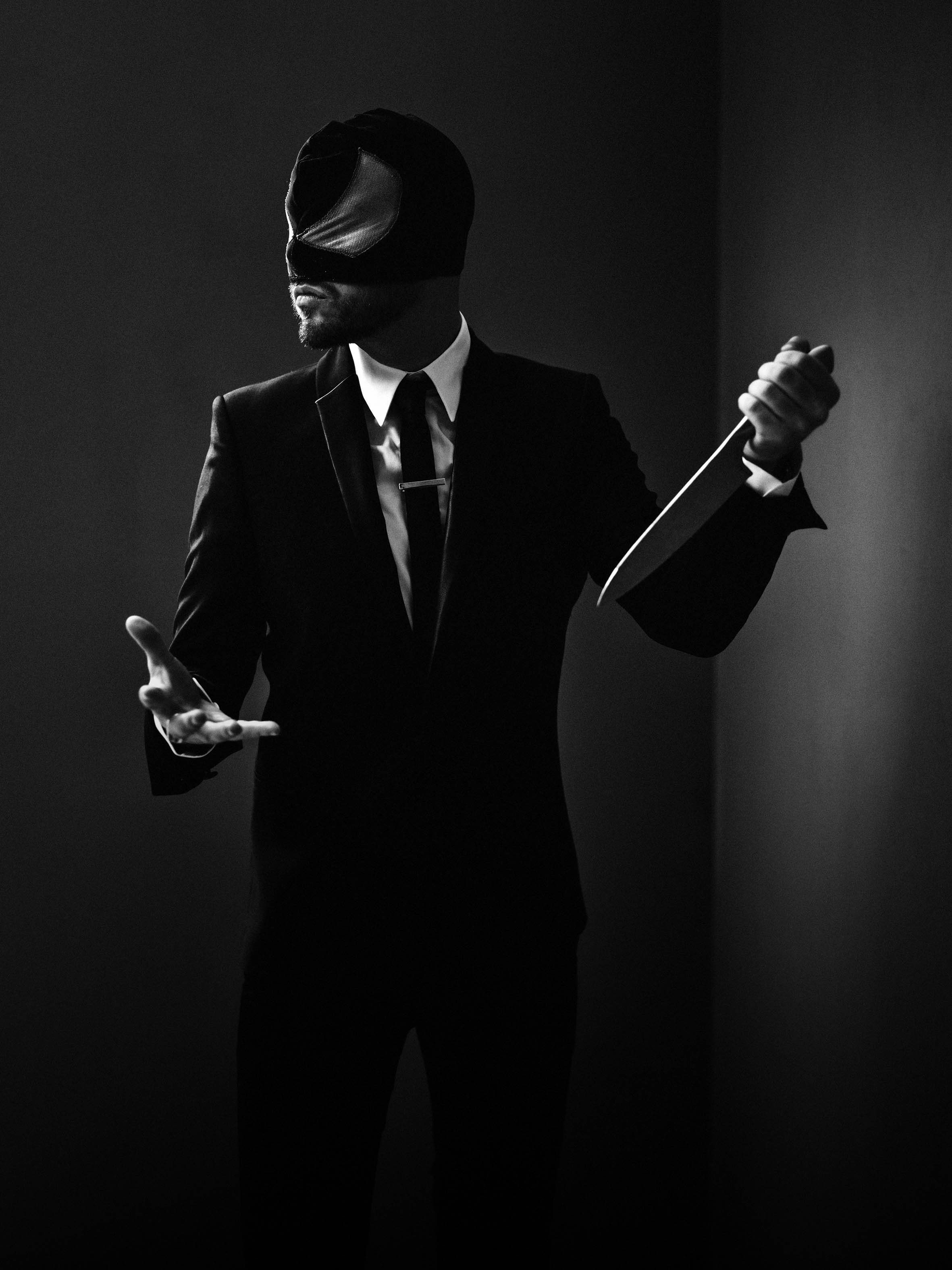 The Bloody Beetroots party в клубе MOD