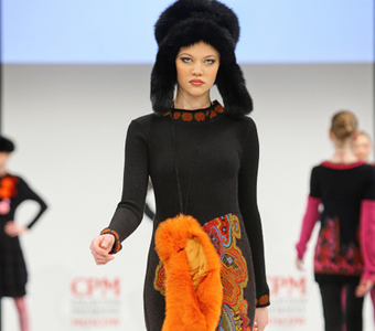 16 сезон выставки CPM - Collection Premier Moscow