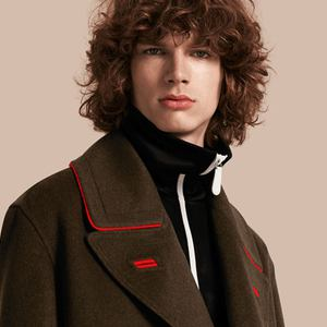 Burberry Men. Осень/Зима 2016-2017 Lookbook: