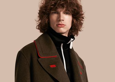 Lookbook: Burberry Men. Осень/Зима 2016-2017