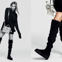 Kurt Geiger. Осень/Зима 2016-2017 Lookbook: