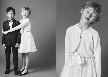 Lookbook: Armani Junior. Осень/Зима 2016-2017