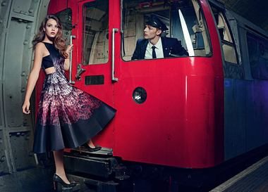 Lookbook: Ted Baker. Осень/Зима 2016-2017